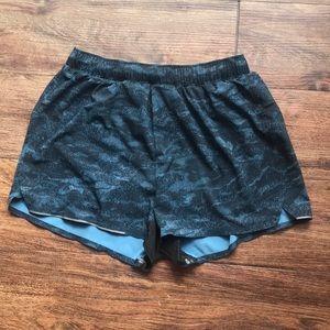 Lululemon speed shorts like new condition
